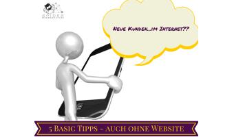 5 Online Marketing Basic-Tipps für lokale Unternehmen