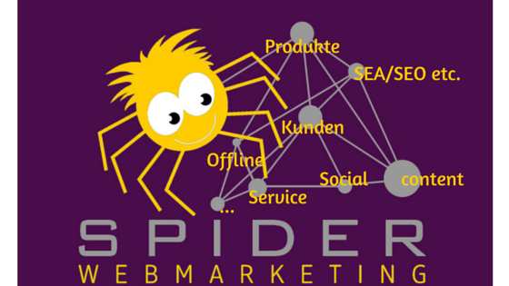 Spinnenetzmarketing - Spiderwebmarketing