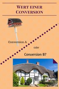 Der Wert einer Conversion