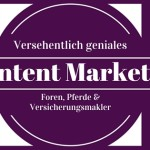 Forenmarketing [Fallbeispiel] – Versehentlich geniales Content Marketing