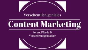 Geniales Content Marketing